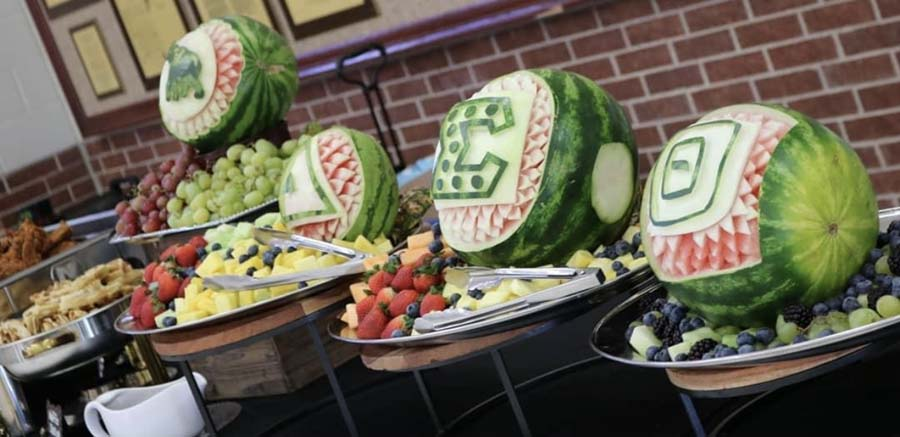 Fruit Display with Craving