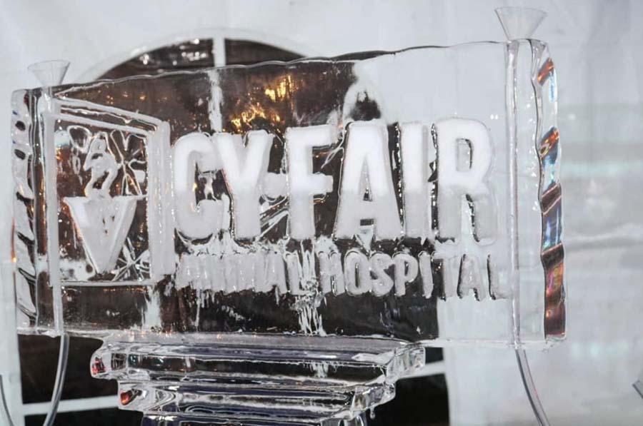 Ice sculpture houston texas