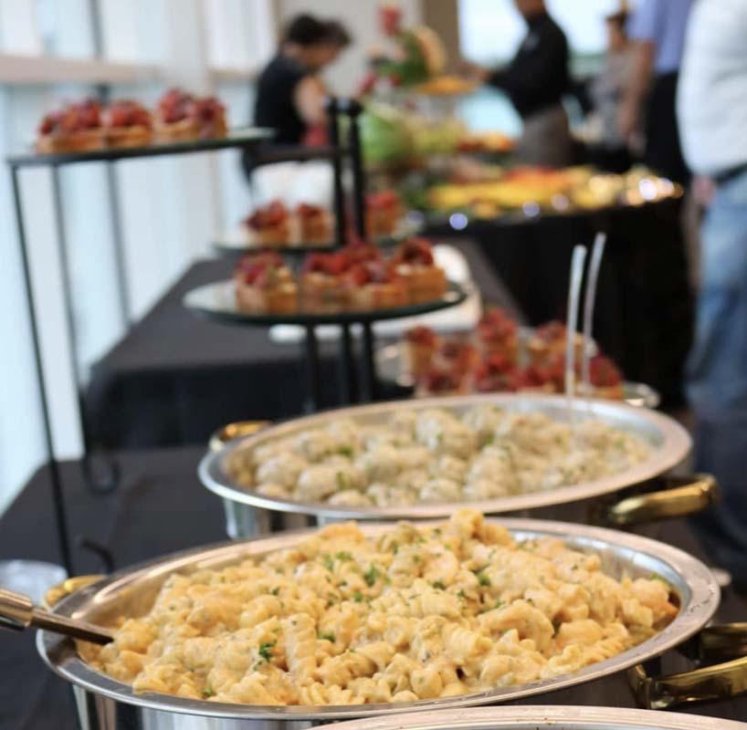 Corporate caterier Houston area