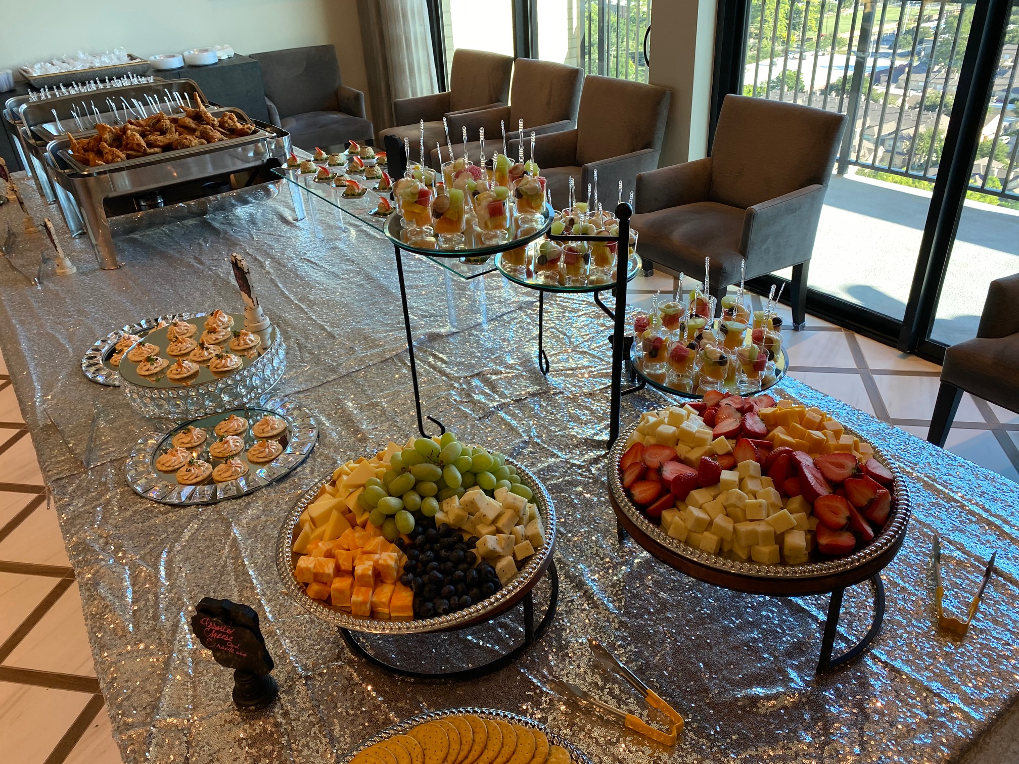elegant event wedding and parties caterer