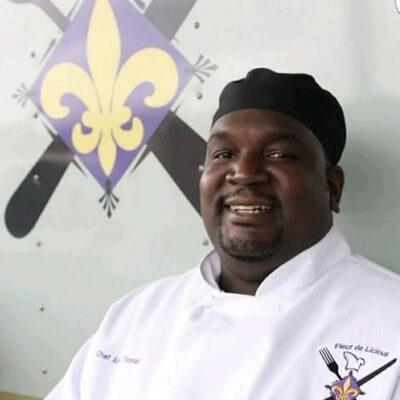 Chef Antonio - FDL Catering